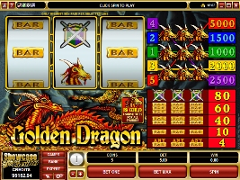 Golden Dragon Online Casino Game